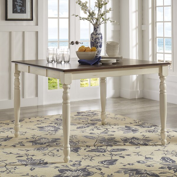 Itchington Counter Height Dining Table by Three Posts