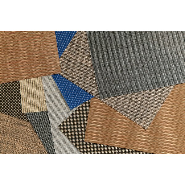 Sommerset Woven Non-Slip Kitchen Dining Table 18 Placemat (Set of 4) by Gracie Oaks