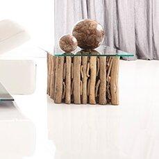 Serengeti End Table by Bellini Modern Living