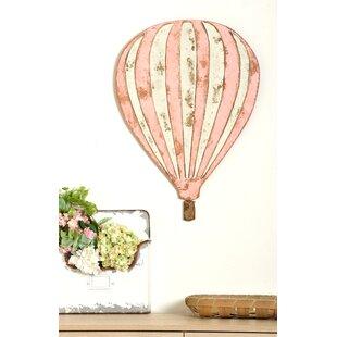 Hot Air Balloon Wall Décor