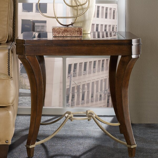 Skyline End Table by Hooker Furniture