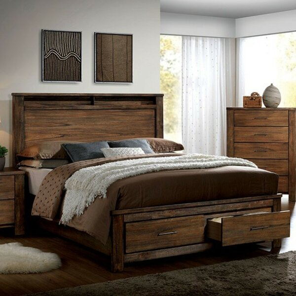 Hassell Platform Bed by World Menagerie