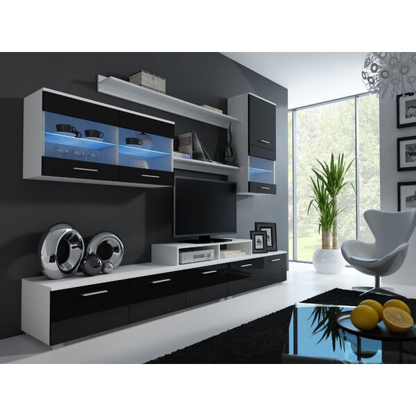 Ivar Entertainment Center For TVs Up To 50