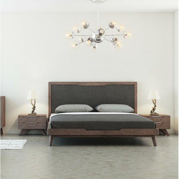 Hali Upholstered Platform Bed by Langley Street