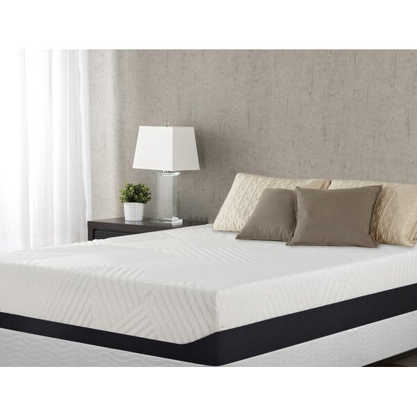Gordon 13 Medium Memory Foam Mattress by The Twillery Co.