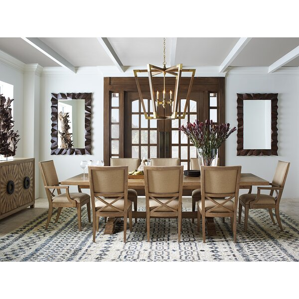 Los Altos 9 Piece Extendable Dining Table Set by Tommy Bahama Home