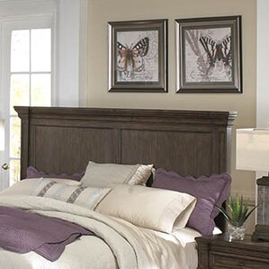 Bartlette Panel Headboard by Darby Home Co
