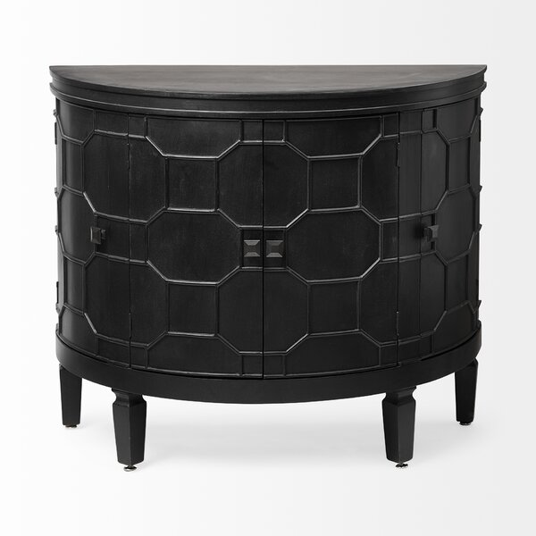 Huya 4 Door Accent Cabinet By World Menagerie