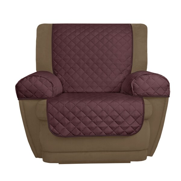 Buffalo Check T-Cushion Recliner Slipcover By Millwood Pines