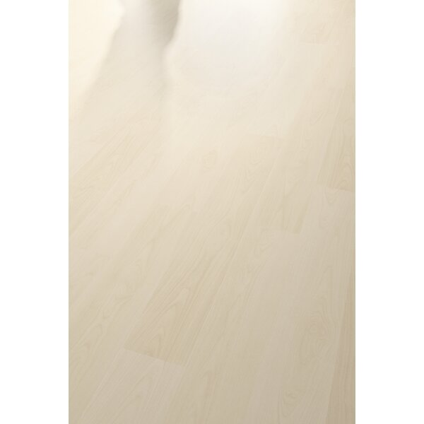HydroCork 6 Hardwood Flooring in Linen Cherry by Wicanders