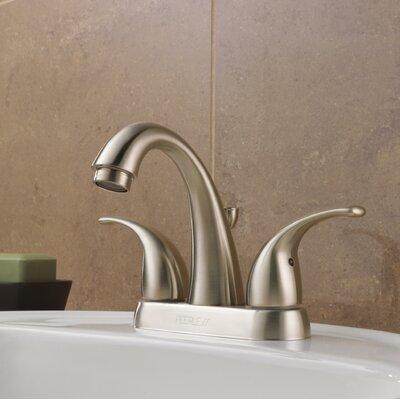 Peerless Faucets Centerset Bathroom Faucet with | Wayfair