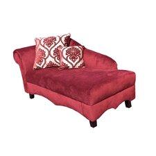 Jenny Chaise Lounge by Gardena Sofa