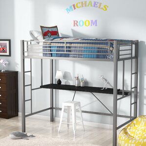 Bunk Beds U0026 Loft Beds With Desks | Wayfair