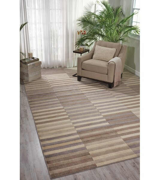 Kaiti Brown/Gray Area Rug by Orren Ellis