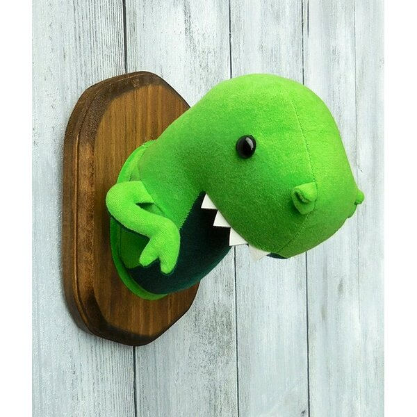 Tyrannosaurus Faux Taxidermy 3D Wall Décor by Zooguu