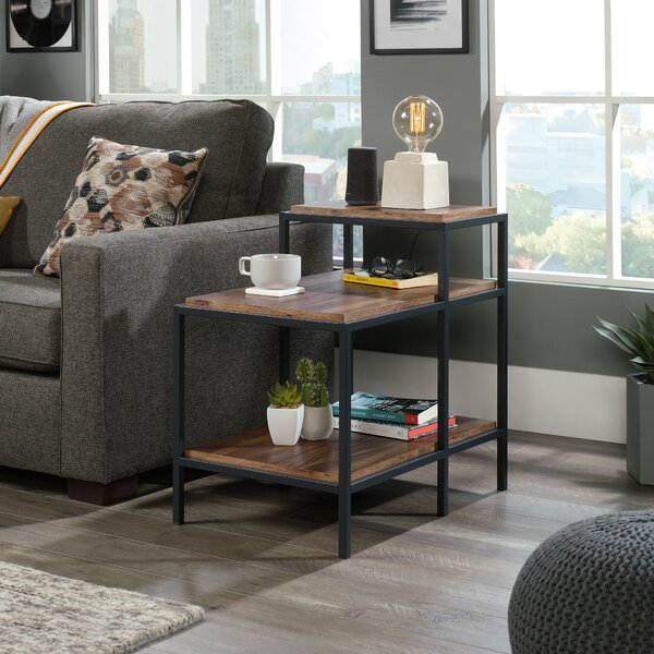 Corso End Table With Storage By Brayden Studio