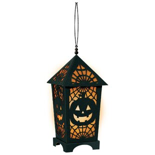 Shop for Halloween LED Hanging Lantern (Set of 2) By Amscan