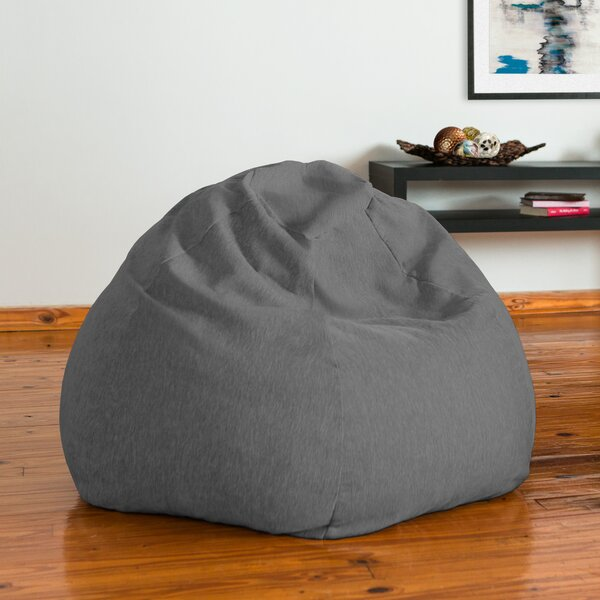 Kiss Bean Bag Chair by Red Barrel Studio
