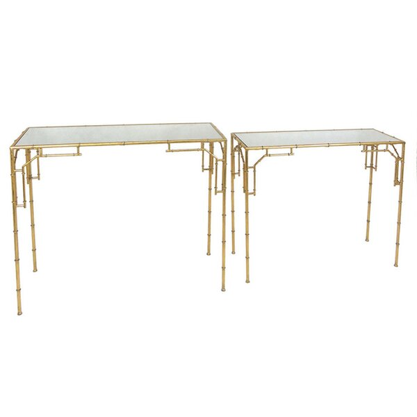 Folkeste 2 Piece Console Table Set By Mercer41