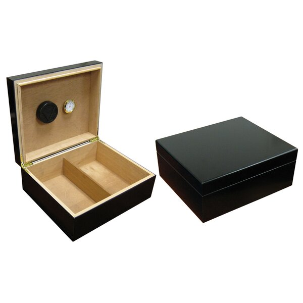 Chalet Cigar Humidor by Prestige Import Group