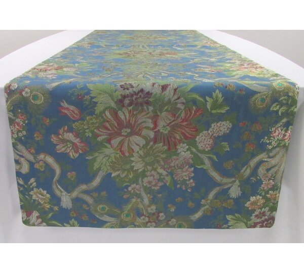 Decorative Table Runner by Corona Decor
