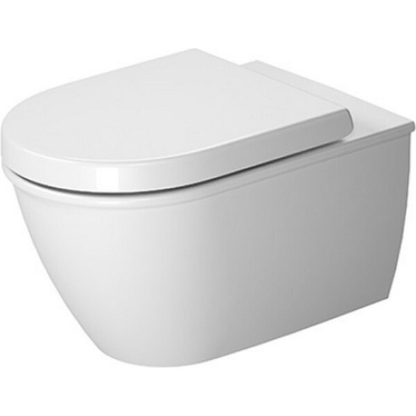 Darling New Dual Flush Round Toilet Bowl by Duravit