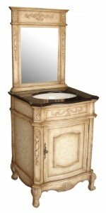 Verona 24 Single Sink Bathroom Vanity Set by Empire Industries