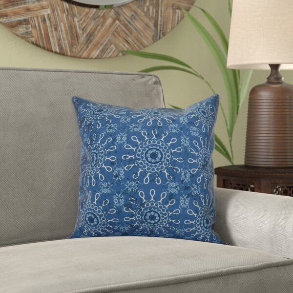 Replogle Geometric Outdoor Throw Pillow by Bungalow Rose