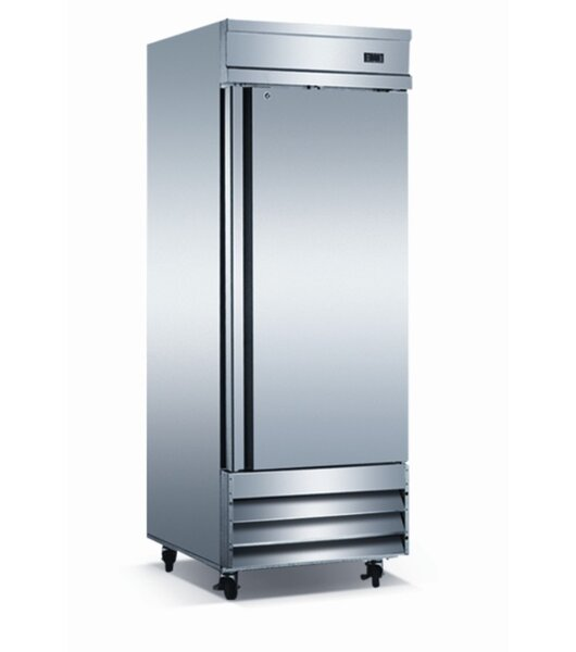 Commercial 1-Door Reach-In 22.95 cu. ft. Upright Freezer by EQ Kitchen Line