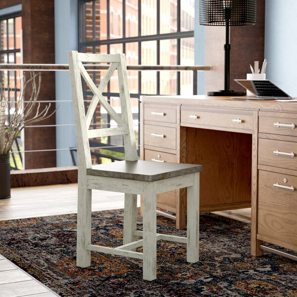 Farah Desk Chair by Williston Forge
