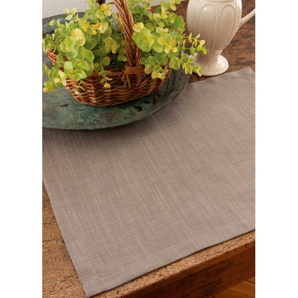 Natural Wovens Placemat by Heritage Lace