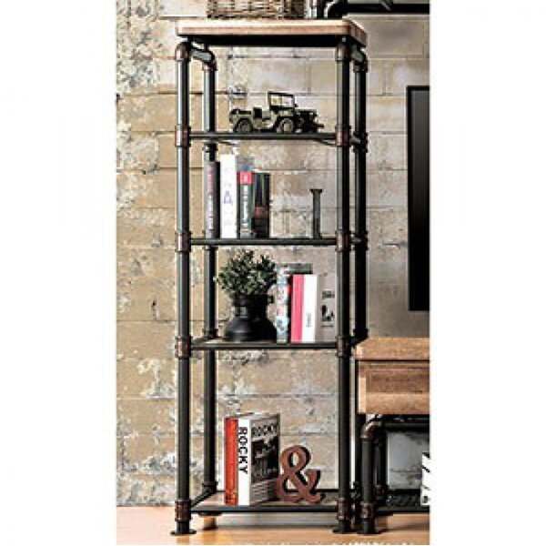 Worden Industrial Style Pier Cabinet by Williston Forge