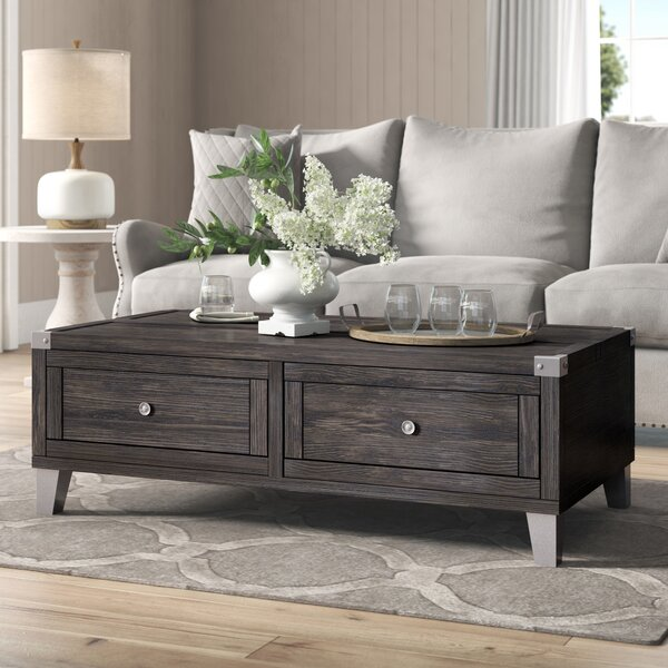 Hillcrest Lift top Coffee Table by Laurel Foundry Modern Farmhouse Laurel Foundry Modern Farmhouse
