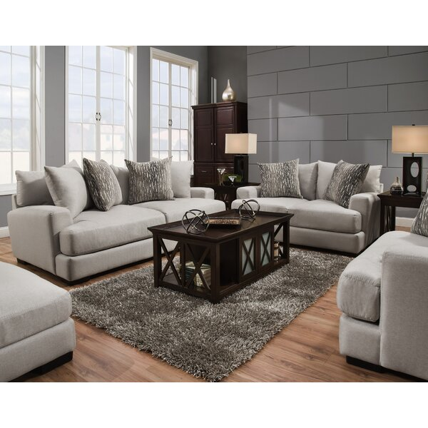 Jesup Upholstered Configurable Living Room Set by Latitude Run Latitude Run