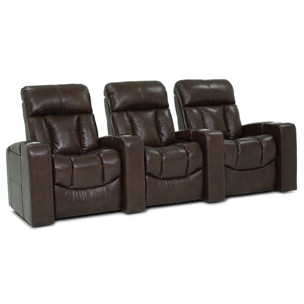 Orlando Home Theater Sofa (Row Of 3) By Palliser Furniture