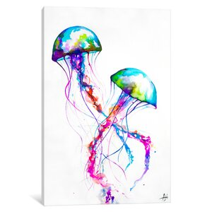 by Marc Allante Graphic Art on Wrapped Canvas by Wrought Studio