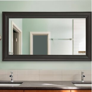 Inexpensive Double Vanity Wall Mirror ByRayne Mirrors