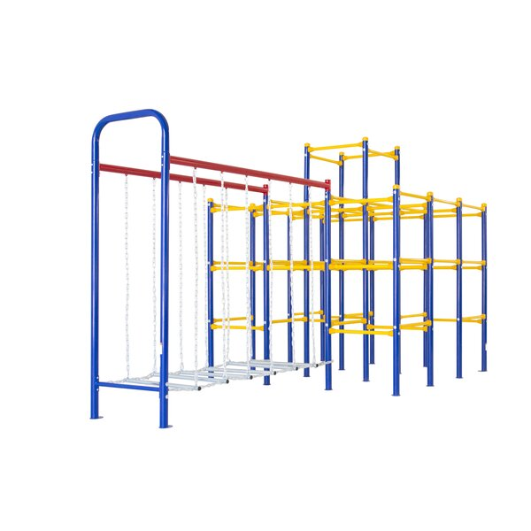Sports Hanging Bridge Module by Skywalker Sports