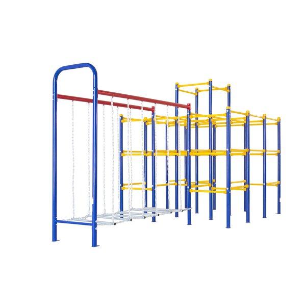 Sports Hanging Bridge Module by Skywalker Sports