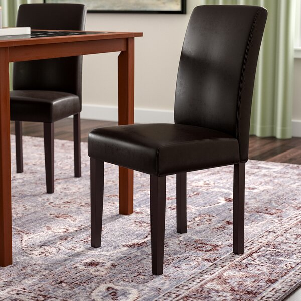 Donnellson Upholstered Dining Chair (Set of 2) by Winston Porter