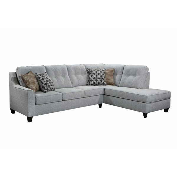 Mclaughlin Right Hand Facing Sectional By Ivy Bronx