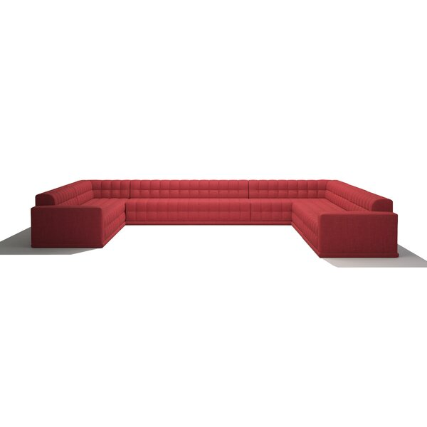 Looking for Bump Bump Sectional By TrueModern Read Reviews