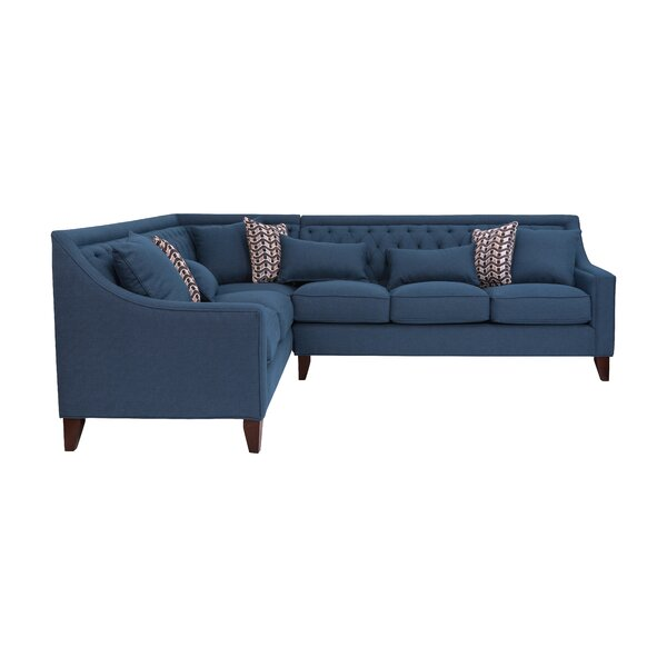 Lucai Sectional By Darby Home Co