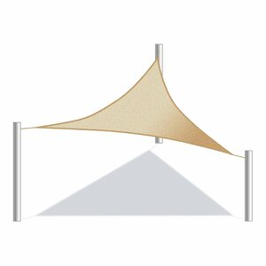 12' Triangle Shade Sail