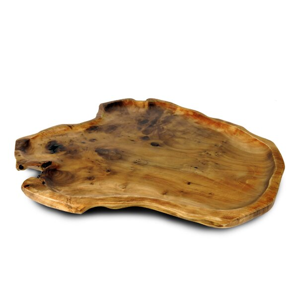 Chinese Fir Lazy Susan by Enrico