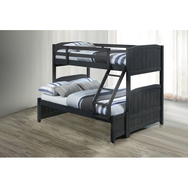 Centralia Twin Over Full Bunk Bed by Harriet Bee