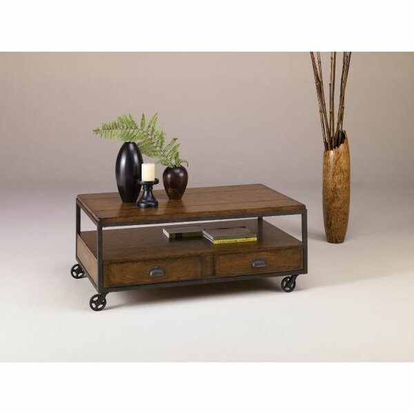 Umunhum Coffee Table with Storage by Loon Peak