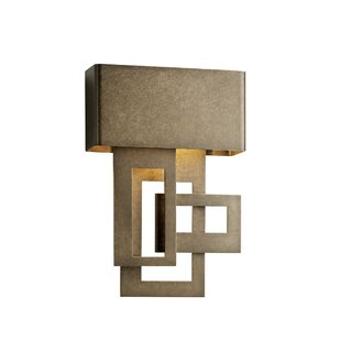 Collage LED Outdoor Flush Mount By Hubbardton Forge Outdoor Lighting