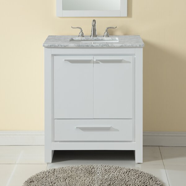 Hutchison 30 Single Bathroom Vanity Set by Orren Ellis