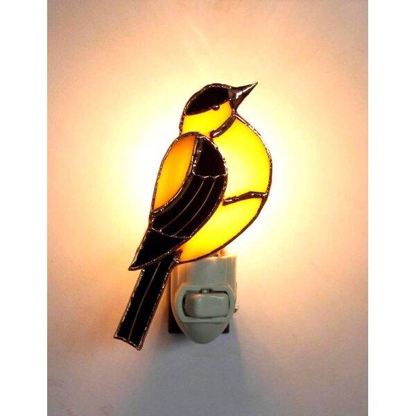 Goldfinch Night Light by Gift Essentials